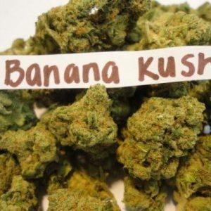 Banana OG Marijuana Strain