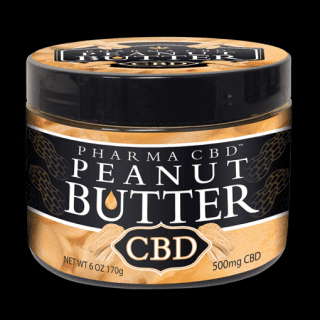 Buy Hemp CBD Peanut Butter