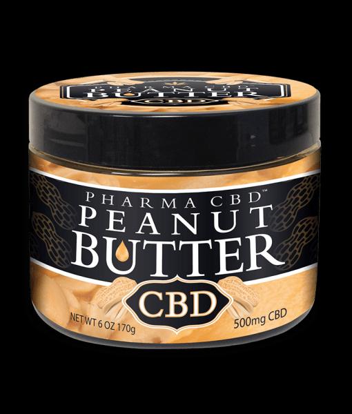 Buy Hemp CBD Peanut Butter