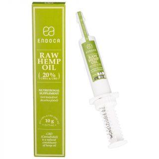 CBD Paste Raw Syringe