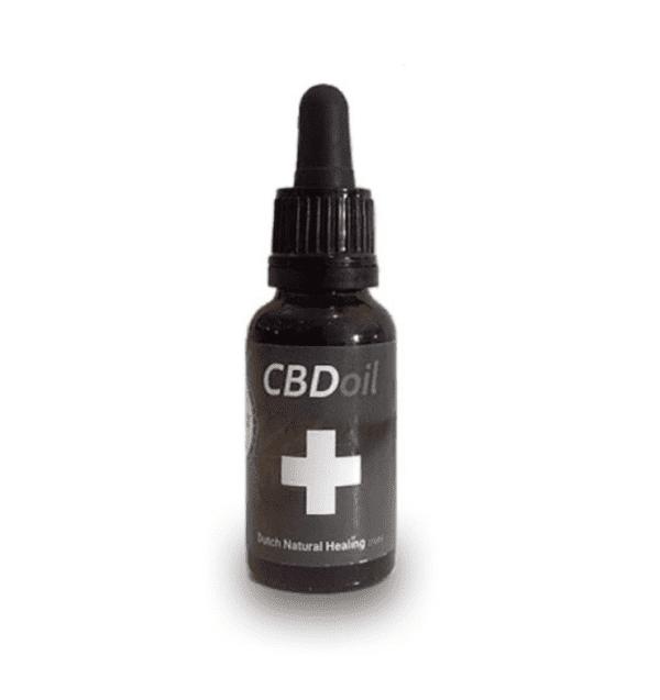 CBD Oil DNH 20 Ml – 8% CBD (Neutral)