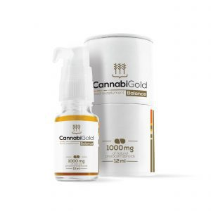 Buy CBD Cannabigold Oil