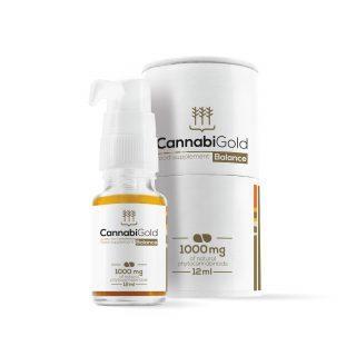 Buy CBD Cannabigold Oil