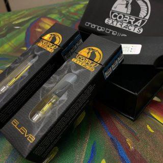 Cobra extracts cartridge UK