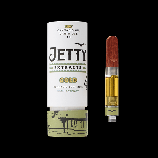 Jetty extracts vape cartridge
