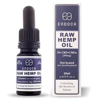 Buy CBD Paste (Endoca)