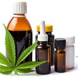 High THC Cannabis Oils