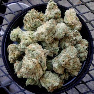 White Fire OG Weed Strain UK