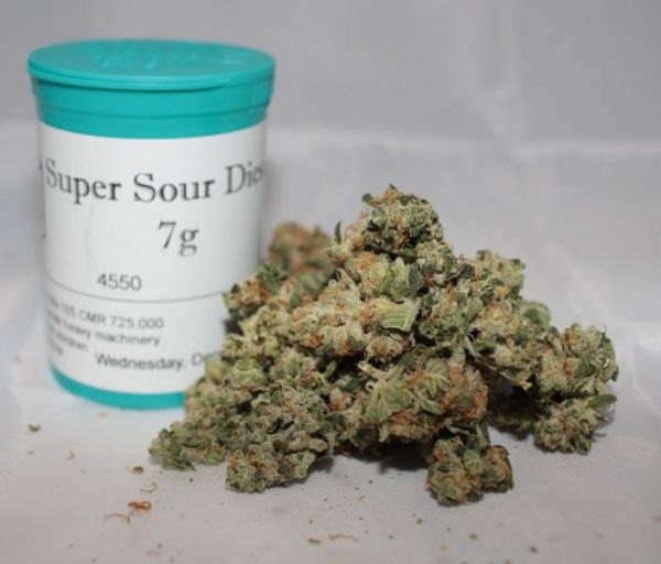 Buy Sour Diesel Marijuana UK