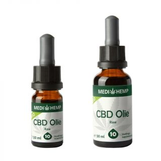 Buy Medihemp CBD Oil Raw 10% CBD