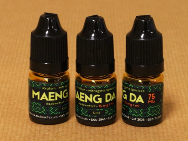 Buy Kratom Meang Da Liquid Incense 5ML