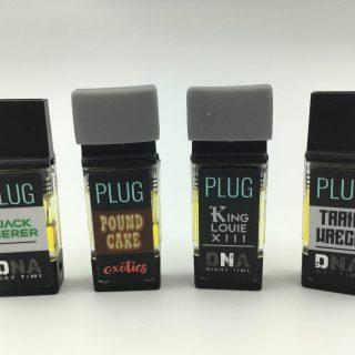 Plug and play vape cartridge