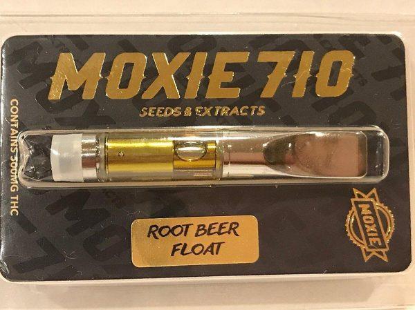 Moxie THC Vape Cartridge UK