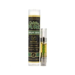 Spliffin Pure THC Cartridge UK