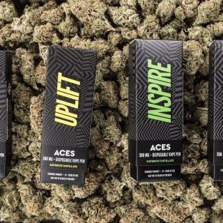 Aces Extracts Vape Cartridge UK