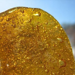 Golden Tiger BHO Crumble