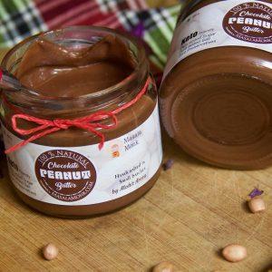 Chocolate Peanut Butter Spread
