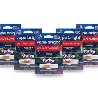 Buy Vape Bright Cartridge UK