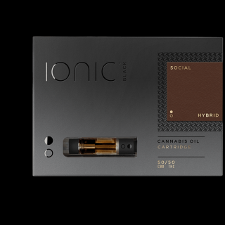 IONIC Cannabis Oil Cartridge