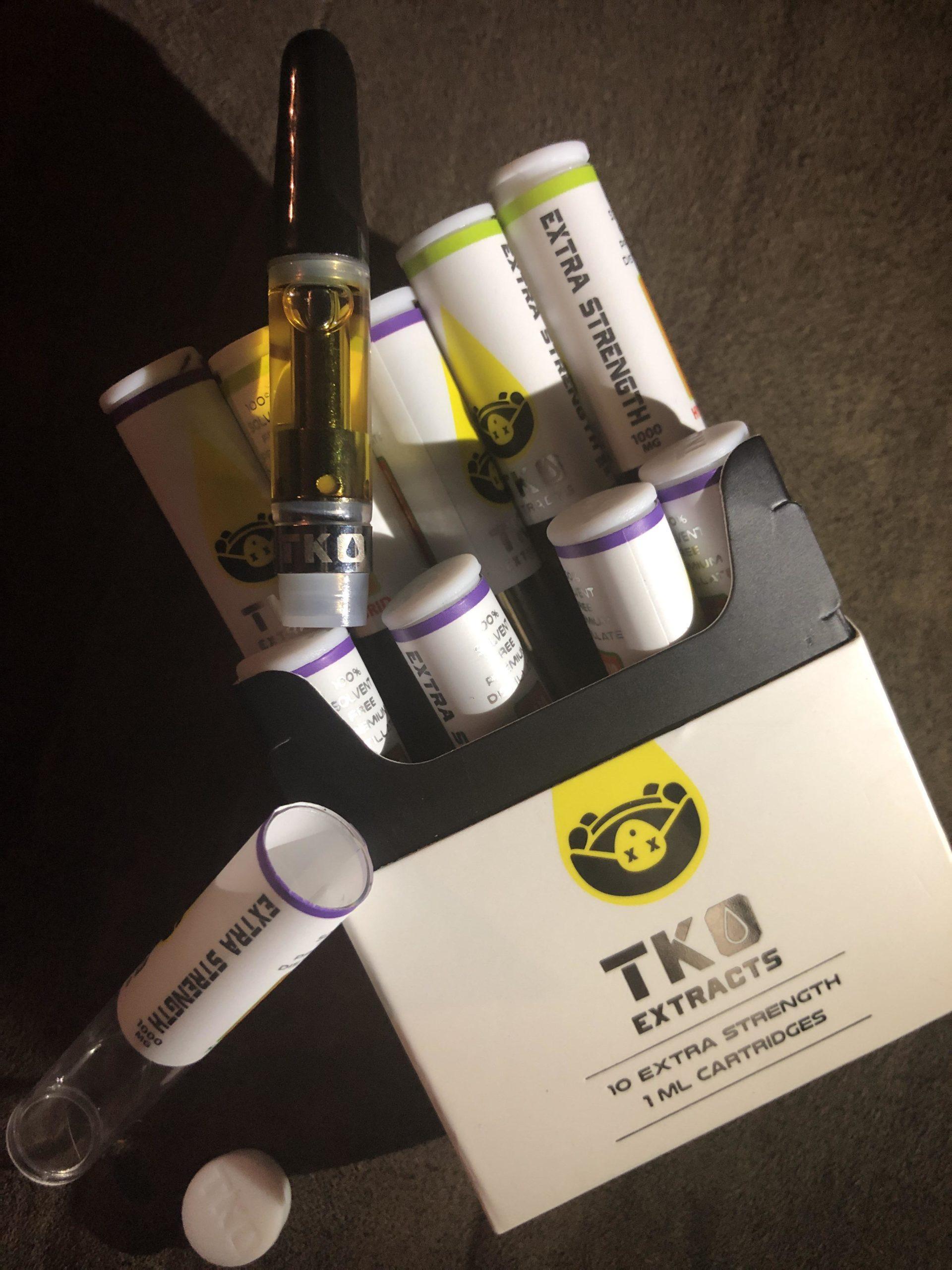 Tko extracts vape Cartridge UK - Weed Strains UK