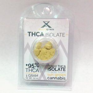 UK THCA Isolate