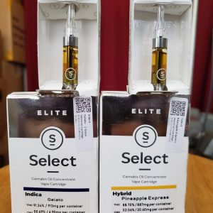 Buy Select vape cartridge UK