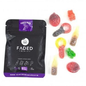 Buy Faded Edibles Fruit Pack UK