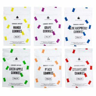 Buy Buudabomb Vegan Gummies UK