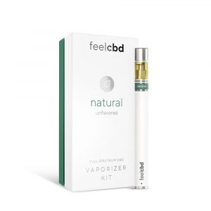 FeelCBD Natural Vaporizer Kit UK