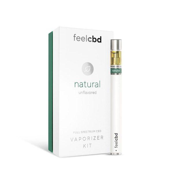 FeelCBD Natural Vaporizer Kit UK