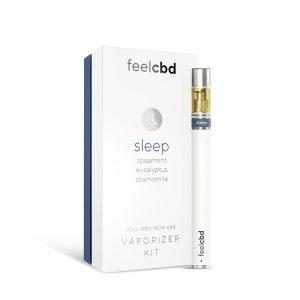 Buy FeelCBD Sleep Vaporizer Kit UK