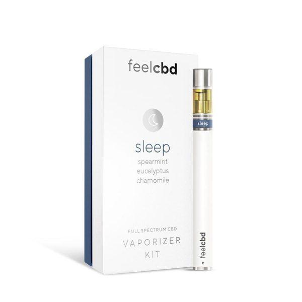 Buy FeelCBD Sleep Vaporizer Kit UK