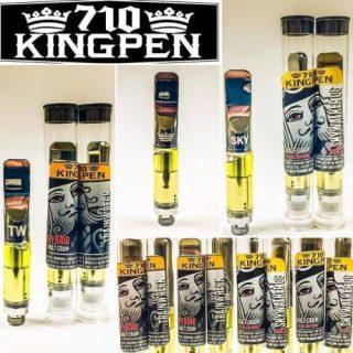Buy 710 kingpen vape cartridge UK