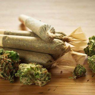 Marijuana Pre Rolled Joints UK