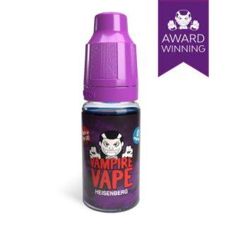 Heisenberg e-liquid by Vampire Vape UK