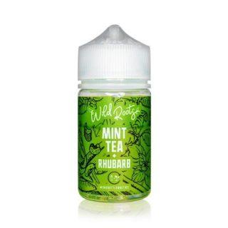 Wild Roots Mint Tea & Rhubarb Shortfill E-Liquid